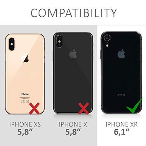 kwmobile Apple iPhone XR Cover - Custodia per Apple iPhone XR in