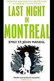 Last Night in Montreal (English Edition)