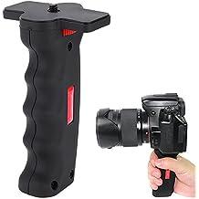 """Andoer® Empuñadura Mango Mencilla con Plataforma ancha para Trípode con 1/4 """"Tornillo para SLR DSLR DC Canon Nikon Sony cámara"""