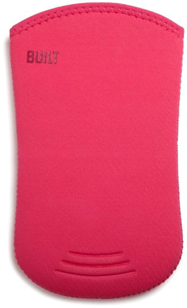 BUILT Neopren Slim Sleeve für 7-Zoll-Tablets, Spring Fuchsia