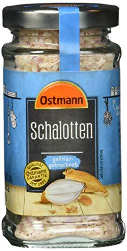 Ostmann Schalotten gefriergetrocknet, 1er Pack (1 x 17 g)