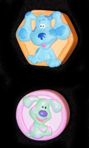 2-blues-clues-blues-room-knobs-drawer-pulls-kids-decor-by-blues-clues