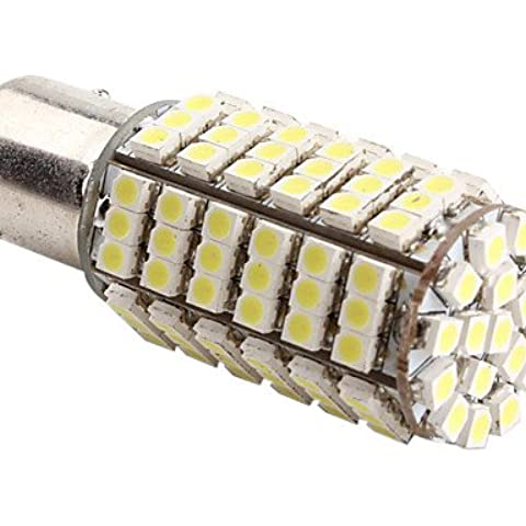 CHUNPIN 1157 4,2 W 126x3528 SMD 6500-7000K Bianco Blub luce a LED per le lampade per auto (12V DC)