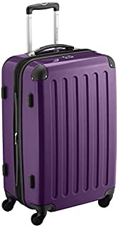 HAUPTSTADTKOFFER - Alex- Luggage Suitcase Hardside Spinner Trolley 4 Wheel Expandable, 65cm, purple (B004W2UEJY) | Amazon price tracker / tracking, Amazon price history charts, Amazon price watches, Amazon price drop alerts