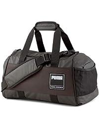 PUMHB|#Puma Gym Duffle S, Borsone Unisex – Adulto, Puma Black, Taglia Unica