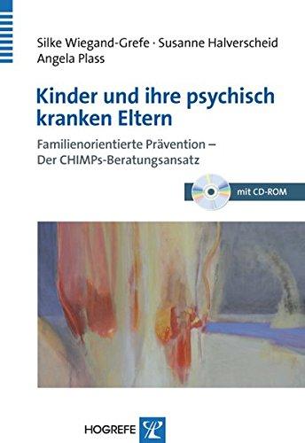 Cover »Kinder und ihre psychisch kranken Eltern«