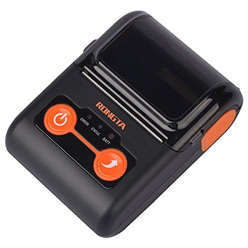 Rongta RPP02B Thermal Receipt Bluetooth Printer Mini Size
