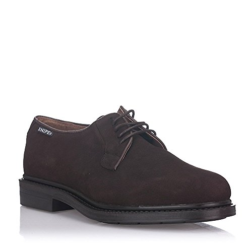 Zapatos Snipe 44621 - Marron