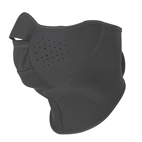 Büse Neopren Hals-u.Gesichtsschutz, Farbe schwarz, Größe S/M -