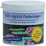AGO Algizid Fadenalgen 500g para Aprox. L 16,000 Agua del estanque