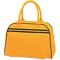 BagBase Retro Bowling Bag 1er Pack Gold / Black