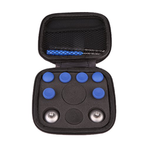 MagiDeal Thumb Stick For Xbox One Elite Controller 8pcs Buttons+Screwdriver+Bag #1