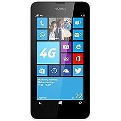 Nokia Lumia 6358GB 4G Blanc-Smartphone Sim Unique, Windows Phone, MicroSIM, GSM, WCDMA, LTE