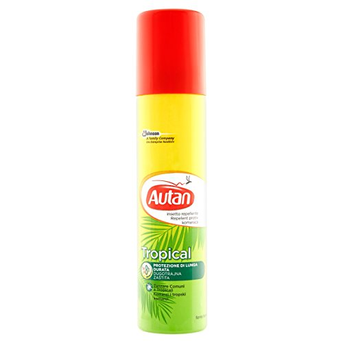 Autan Tropical Spray Repellente - 100 ml