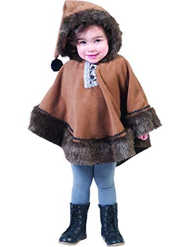 Baby Kostüm Eskimo - Generique - Eskimo Kostüm für Babys