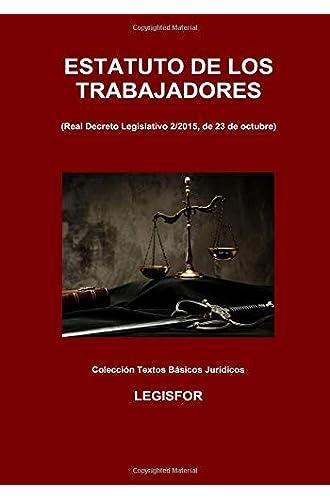 Estatuto de los Trabajadores: 4.ª edición
