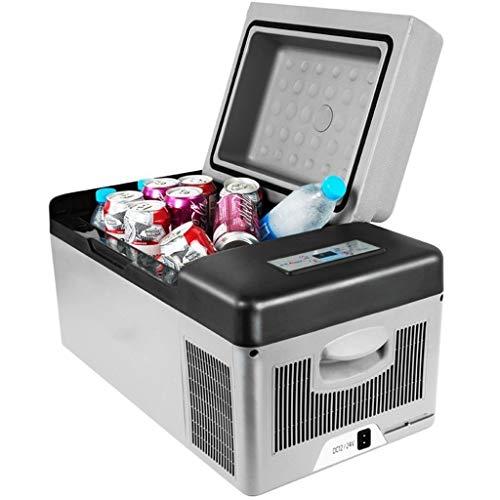 SCXBX Refrigerador portátil Compresor Refrigerador eléctrico Mini refrigerador/congelador for Conducir...