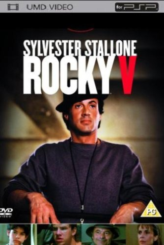 Rocky V [UMD Mini for PSP] [DVD] by Sylvester Stallone Burt Young Talia Shire Sage Stallone