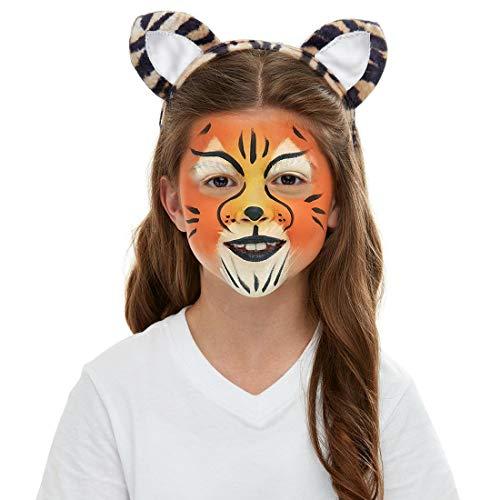 NET TOYS Practico Set Disfraz Tigre niño - Lindo
