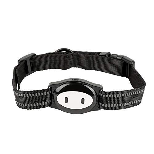 GOTOTOP GPS-Tracker für Haustiere, in Echtzeit, GPS-Tracker für Hunde, GPS-Tracker, Aktivitätsmonitor, wasserdicht, Nachtlicht, Tracking-Gerät für Hunde und Katzen