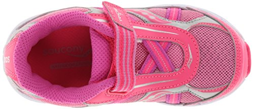 Saucony Baby Ride 7 Running Shoe (Toddler/Little Kid) Pink/Pink