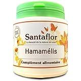 Santaflor - Hamamelis feuille - gélules240 gélules gélatine bovine