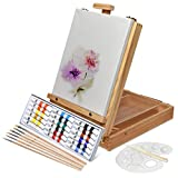 Best Easels - Artina Florenz Box Easel Artists Painting Set Review