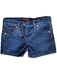 Carrera Jeans - Short 757JP0980A pour fille, tissu extensible, taille slim, taille normale