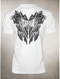 Tapout T-Shirt Thunder Struck Weiß