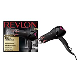rvdr5105 - 41tItiV5juL - REVLON Pro Collection Salon Infrared Hair Dryer – RVDR5105