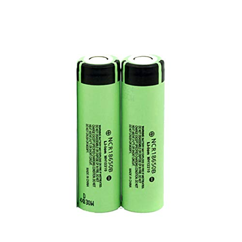 Yue668 2Pcs Batterie 3,7 V 3400 mAh Lithium Ionen Akku Batterien Batterie + 1Pcs Wired Charge -