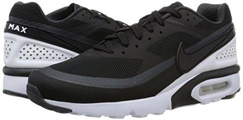 Nike Herren Air Max BW Ultra Laufschuhe, Negro / Blanco - 5