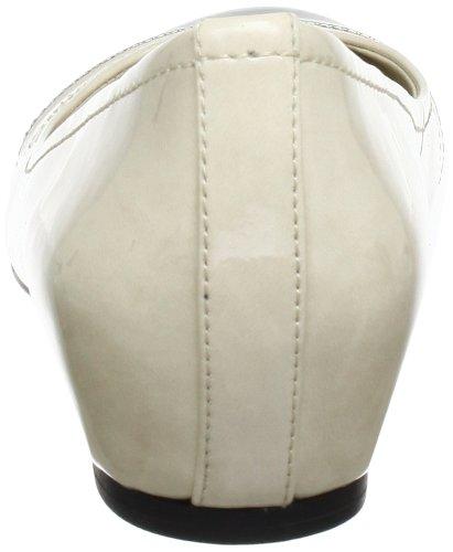 Naturalizer NEHARA B6210S3255, Ballerine donna Beige (Beige (Pale Ivory / Black))
