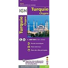 Turquie - Chypre 1 : 800.000