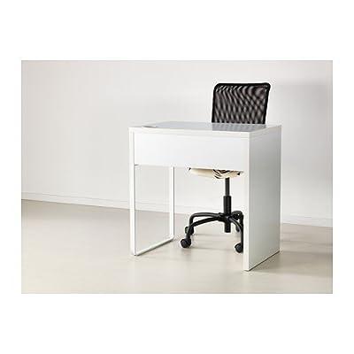 Ikea MICKE-Desk, white-73x50 cm