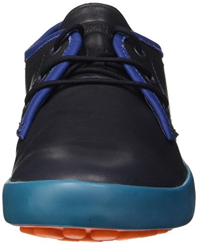 Camper Pelotas Persil Vulcanizado, Baskets Basses Homme Bleu (Dark Blue)