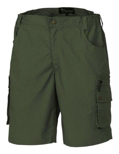 Pinewood, Pantaloncini Wildmark Verde (midgreen)