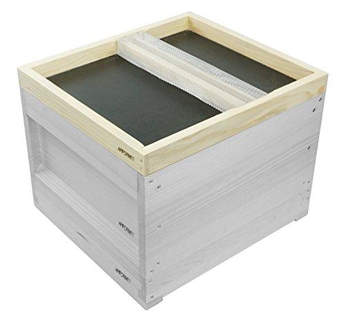 APIFORMES-Futterzarge-Zander-Beute-ZN10-540x420x42-mm-Holz-Beute-Imkereibedarf