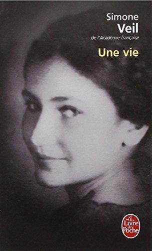 Une vie (Le Livre de Poche) por Simone Veil
