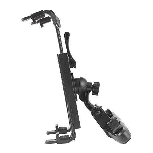 Einstellbare Autositz zurück Halterung Cradle Halter Ständer für iPad 2 Tablet PC GPS