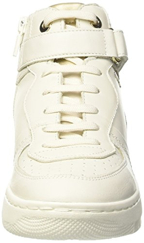 Geox D Nimat A Damen Sneaker Bianco