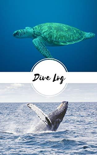Dive Log: Scuba Diver-Logbook