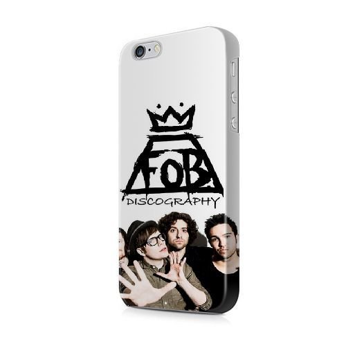iPhone 5/5S/SE coque, Bretfly Nelson® DUCATI CORSE Série Plastique Snap-On coque Peau Cover pour iPhone 5/5S/SE KOOHOFD918502 FOB FALL OUT BOY - 006