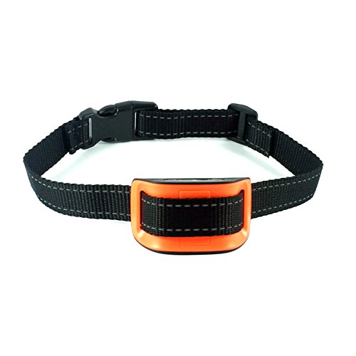 Sterling-Pets-Anti-Bark-Dog-Collar--Humane-Bark-Behaviour-Control-Sound-and-Vibration-Fast-and-Simple--Small-Medium-Large-Dogs-Extra-Battery--7-Stage-Sensitivity-Tough-Reflective-Collar