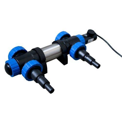 Jebao pht3000 - Jebao Teichheizung - 3000 Watt Leistung - Edelstahlkörper - mit Thermostat - Eisfreihalter - Teichheizer ...