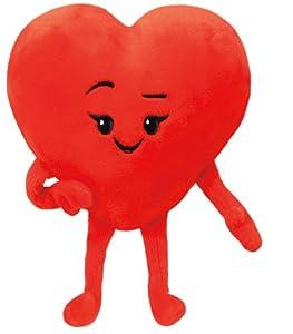 Ty- The Movie Heart, Emoji, 15 cm (United Labels Ibérica 42299TY)