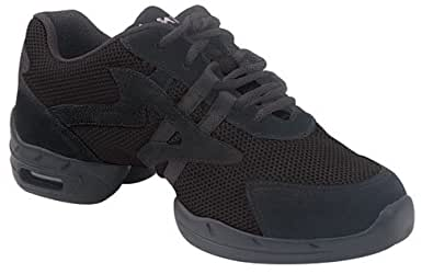 Sneakers P31M Motion semelle gomme – résille noir – Taille 37