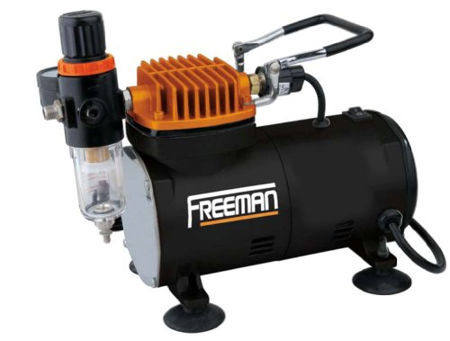 Freeman Mini Air Kompressor co2mac