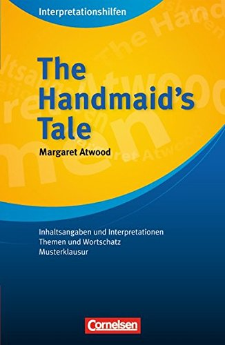 Cornelsen Senior English Library - Literatur: The Handmaid's Tale Interpretationshilfe