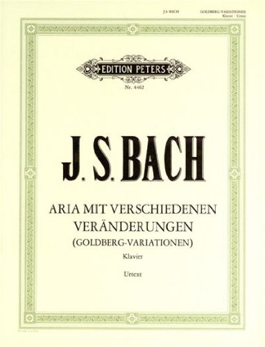 Variations-Goldberg J.S.Bach